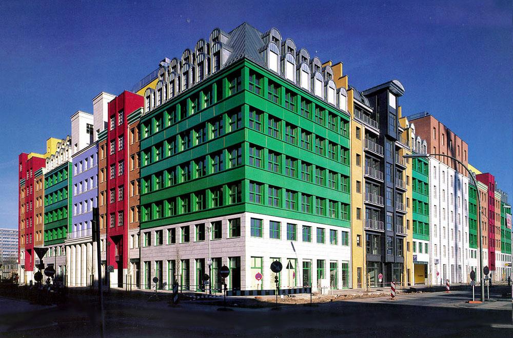 quartier sch tzenstra e berlin mitte g tz bellmann architekten. Black Bedroom Furniture Sets. Home Design Ideas